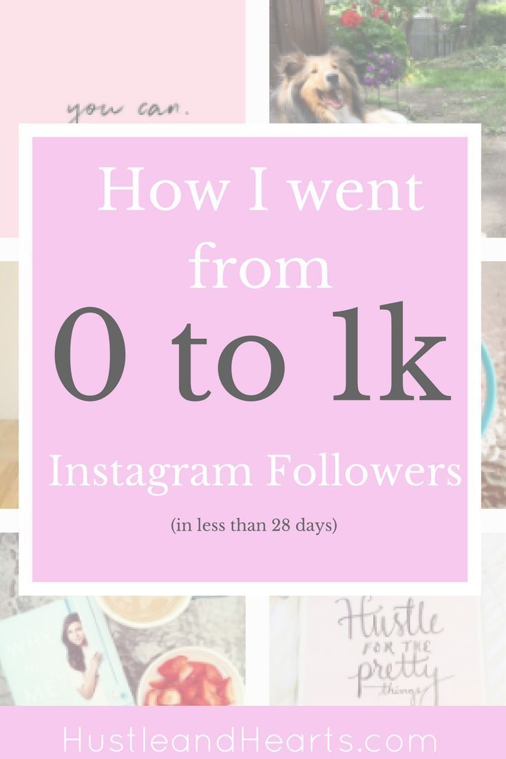 Are you looking for ways to quickly and easily grow you Instagram following? I took my account from 0 to 1k followers in less than a month, and I believe with a couple Instagram growth tips, so can you! | boost instagram following, how to build a followin