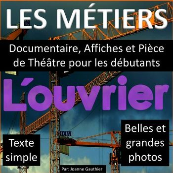 23 best Les professions images on Pinterest French language - chambre des metiers de seine et marne