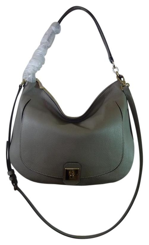 Furla Sabbia Leather Jo Hobo Shoulder Bag. Get one of the hottest styles of the season! The Furla Sabbia Leather Jo Hobo Shoulder Bag is a top 10 member favorite on Tradesy. Save on yours before they're sold out!