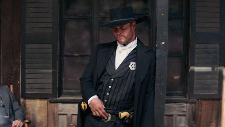 Hickok: Luke Hemsworth è Wild Bill Hickok nel trailer