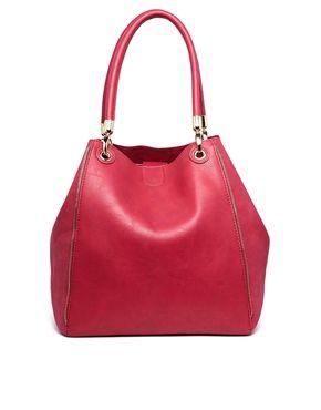New Look Soft Side Shopper Bag
