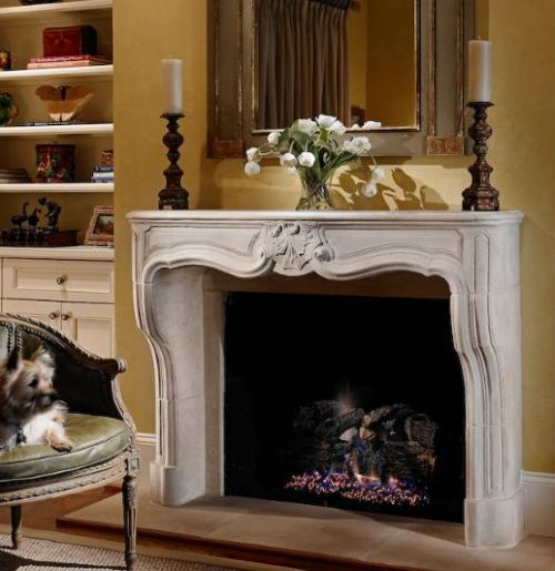 95 Best Images About Fireplace Mantle Decorating Ideas On Pinterest Mantels Traditional