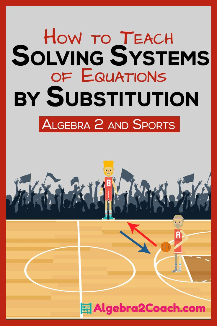 Great real world relation and great Algebra 2 worksheets in this one!  https://algebra2coach.com/solving-systems-of-equations-by-substitution-sports-and-algebra-2/
