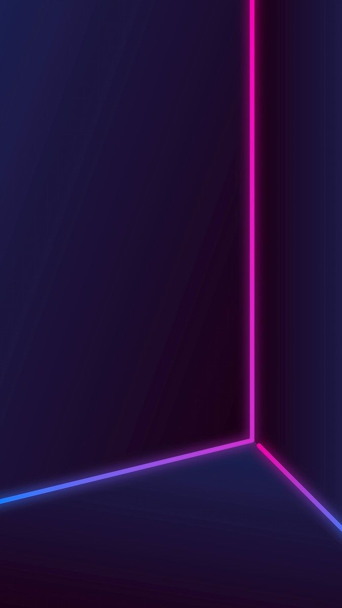 Pink And Purple Neon Lines On A Dark Social Story Background Vector Free Image By Rawpixel Com Aum Neon Wallpaper Neon Neon Backgrounds