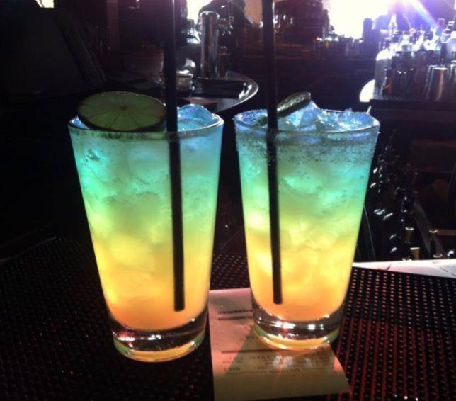 Normal Margaritas perfect sunlight. Bebidas coloridas, Festa