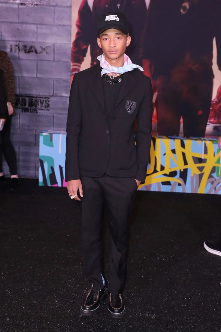 Jaden Smith Has an Unexpected Take on French Guy Style in
