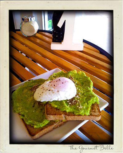 Breakfast at Cafe Auchenflower in Brisbane. #brunch #breakfast #Brisbane