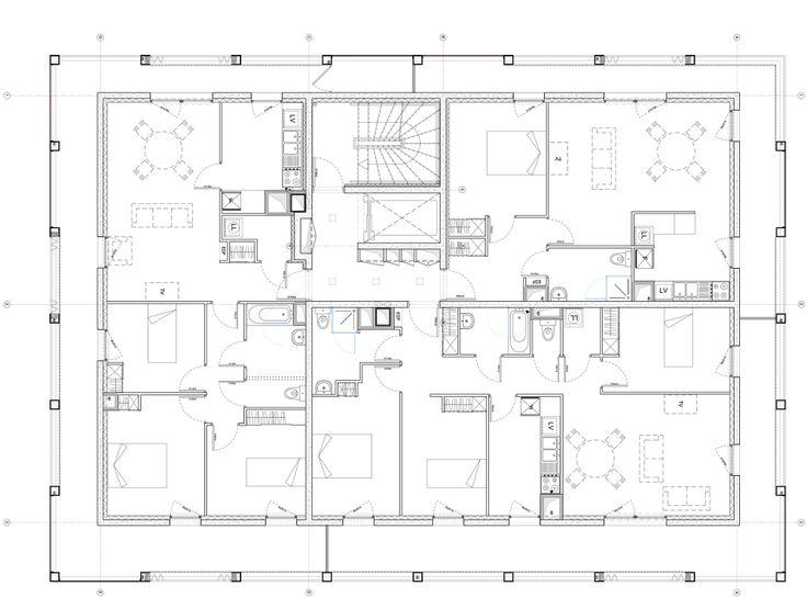 I like just the biggest typology. 30 Social Housing Units in Nantes / Antonini + Darmon Architectes