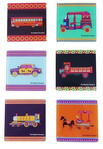 The TEC Transport coasters...luv them