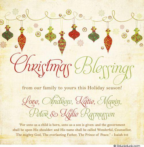 55 Best Christian Christmas Cards Images On Pinterest