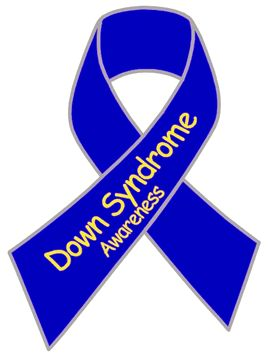 Blog #158~Down Syndrome Awareness Month October is Down Syndrome Awareness Month.  This month, I want to share some information and educate the public about Down syndrome. Facts about Down syndrom…