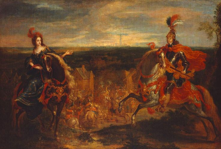 william of orange queen mary