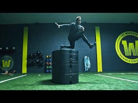 Carlin Isles Speed & Conditioning Training for Rugby | Muscle Madness - YouTube