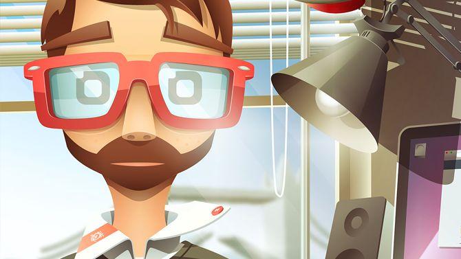 03.png 670×377 pixels: Vector Illustrations, Behance, Art Inspiration, Julian Burford, Digital Art, Character Illustrations, Character Design Videos, Cartoon Character, London Offices