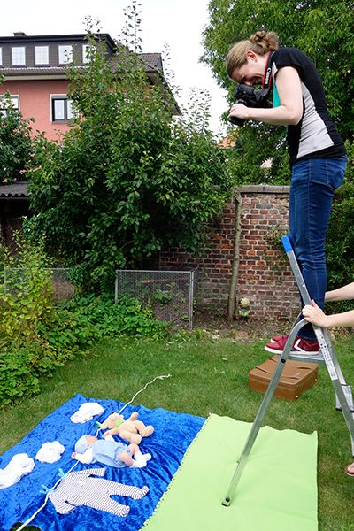 Heute nehme ich euch mit zum Babyshooting in Paderborn. Kristina, Tim und ich haben uns für den kleinen Jonte etwas Besonderes ausgedacht. Juhuuu