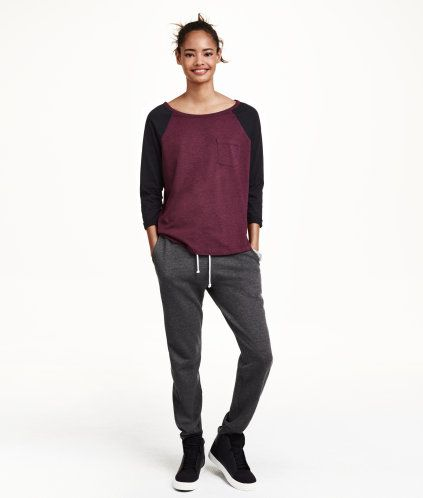 Deilig joggebukse i xs Sweatpants | Product Detail | H&M