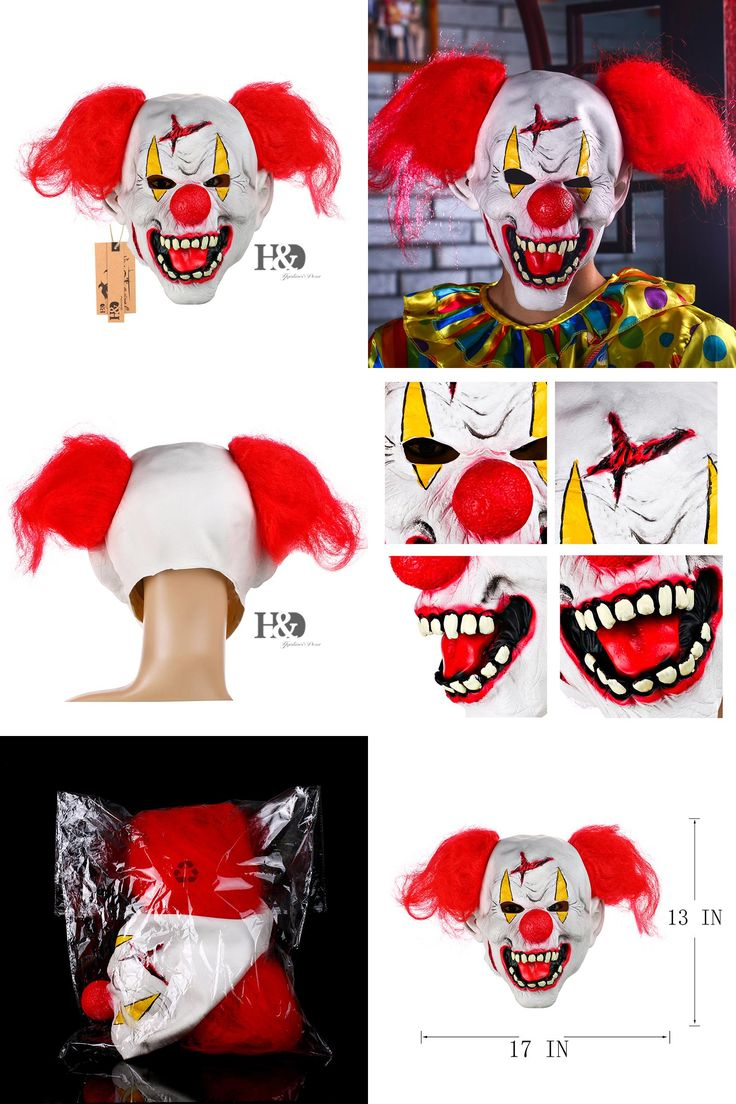 Best 25+ Halloween clown scary ideas on Pinterest | Scary clown ...