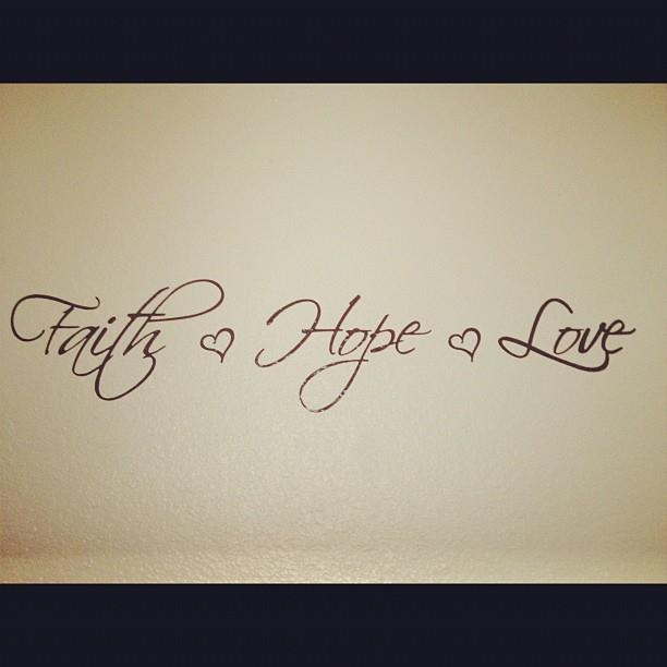 17 best images about faith hope love on pinterest for Places that sell tattoo ink near me