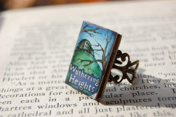 Storybook Märchen Ring Wuthering Heights buchen von AbsintheArts