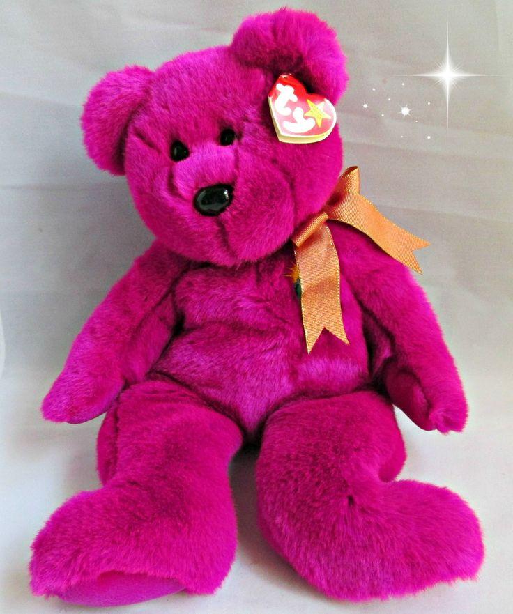 Beanie Baby Millennium Beanie Buddy TY Inc 2000 Mint  http://www.bonanza.com/listings/Beanie-Baby-Millennium-Beanie-Buddy-TY-Inc-2000-Mint/213503188