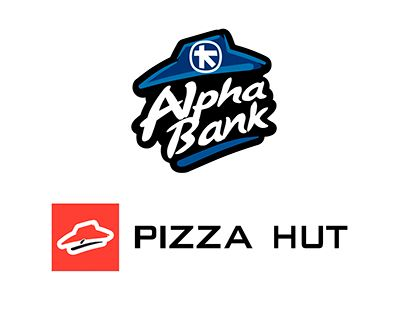 "Check out new work on my @Behance portfolio: ""Logo switch - Pizza Hut & Alpha bank"" http://be.net/gallery/49738013/Logo-switch-Pizza-Hut-Alpha-bank"