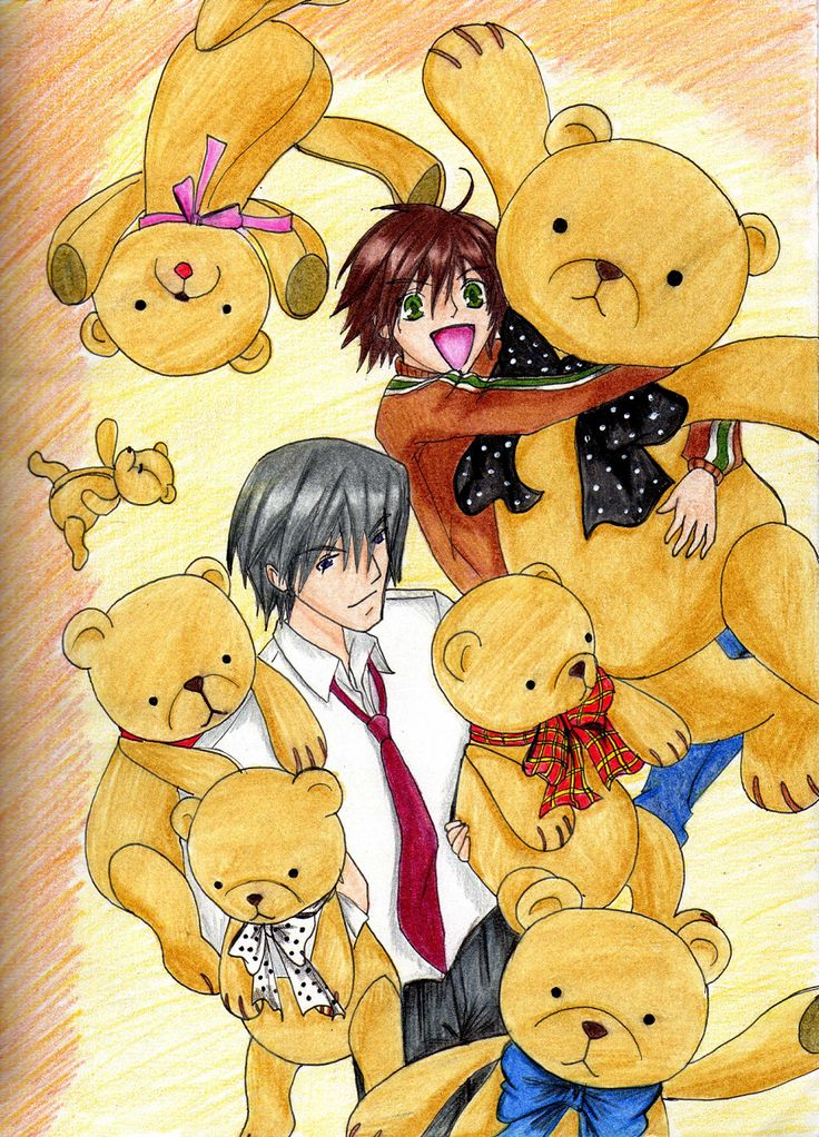 JunJou Romantica by xXTatsuha-HoneyXx on DeviantArt in ...