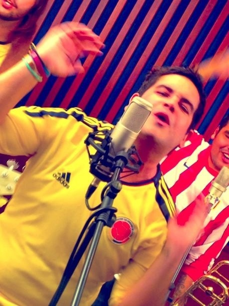 #music #katamaran #falcao #tigre #andasueltountigre #grabacion