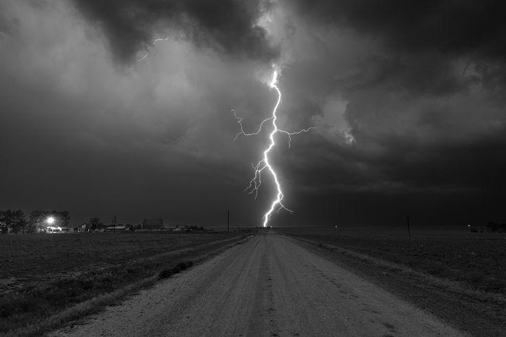 Supercells and mega storms: America's violent weather. Kanorado, Kansas.
