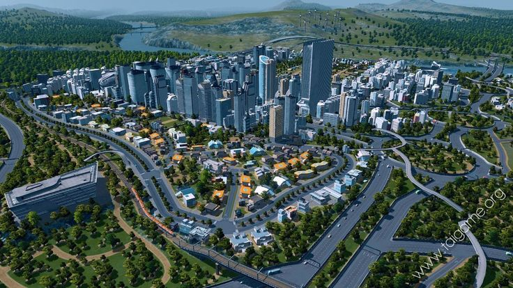 Cities: Skylines - After Dark - Tai game | Download game Chiến thuật