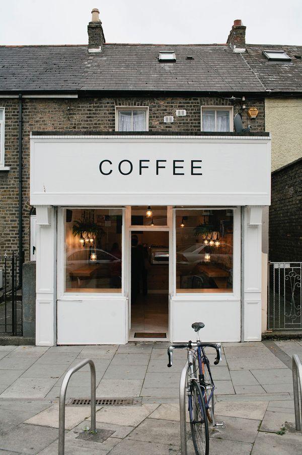 Minimal Design: Coffee.