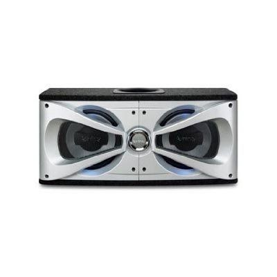 Save $ 225 order now Infinity Reference 1220de Dual 12-Inch Preloaded Enclosure