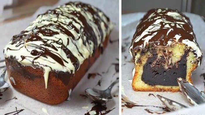 Сегодня у нас ванильный кекс с влажной шоколадной начинкой. Изюминка этого кекса - начинка, и не простая, а в меру влажная, с интенсивным шоколадным вкусом