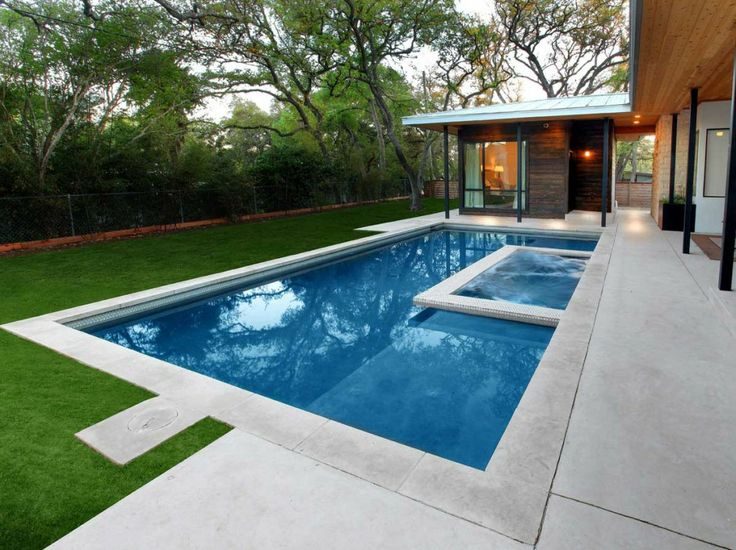 custom pool in austin texas built for reese ryan by designer pools outdoor living