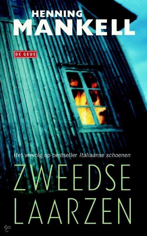 Zweedse laarzen. Dit wordt mijn volgende boek als eerbetoon aan deze fantastische schrijver die op 4-10-2015 overleden is.