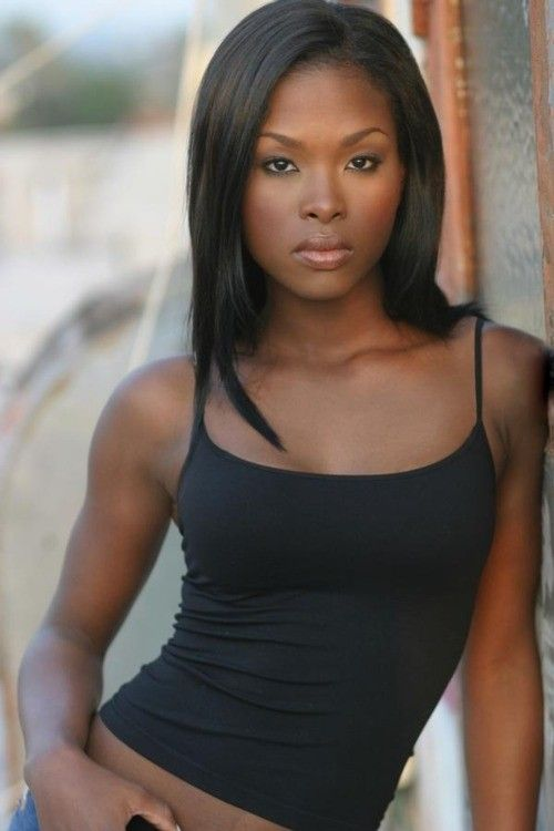 pretty black girls images