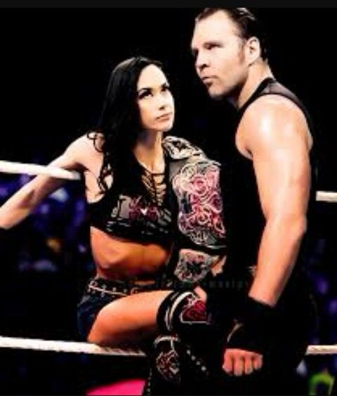 aj lee and dean ambrose dating paige