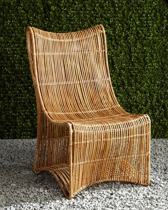 Eco-Logic Woven Chair at Horchow.