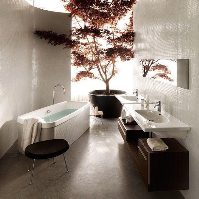 Høst på badet  Palomba fra Laufen  #Laufen #bathroom #baderom #badrum #bathroomideas #tipstilbadet #tipstilhjemmet #interiør #interiørinspirasjon #interiørmagasinet #interior4you1 #interior123 #interior4all #inspirasjon #vvseksperten by vvseksperten Bathroom designs.