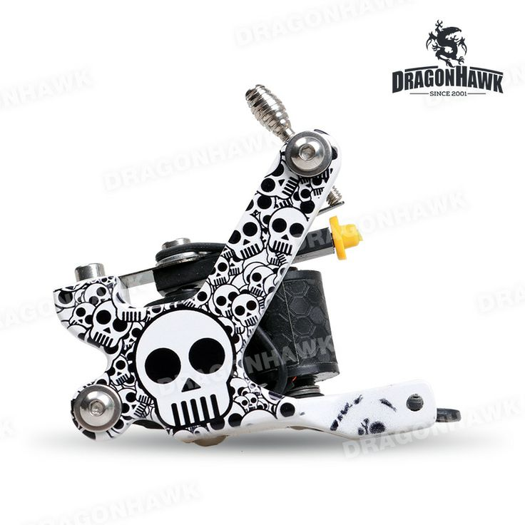 New Style Tattoo Machine Liner Shader Gun 8 Wraps [WQ4303(0.3-air-7)] - US$18.99 : Dragonhawk tattoo supplies, tattoo kits,tattoo machines for sale global form tattoodiy.com