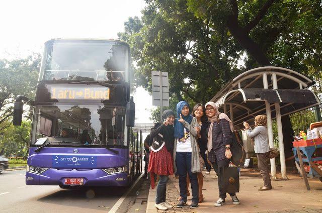 Gravity Around Me: City Tour ala Jakarta, kata kuncinya: SABAR