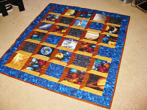25 Best Images About Space Quilts On Pinterest Horns
