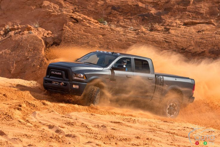 2017 #Ram Power Wagon may be the off-road truck leader | Car News | Auto123