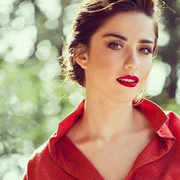 Ozge Gurel, Turkish Beauty.
