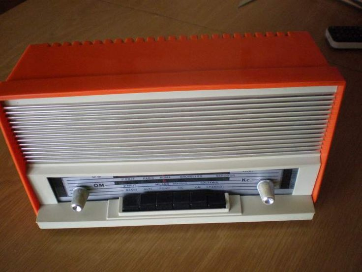 Radio a valvole d'epoca da comodino in... a Campobasso - Kijiji: Annunci di eBay