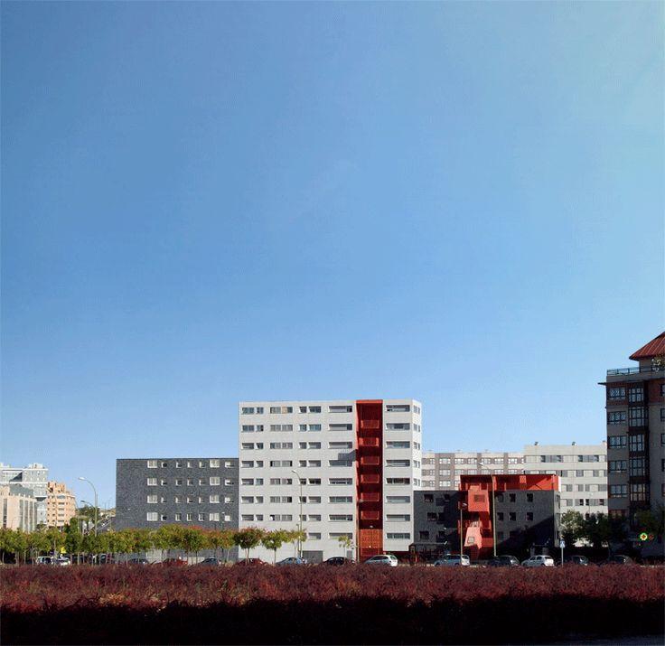 Axel de Stampa, Mirador Building by MVRDV and Blanca Lleo