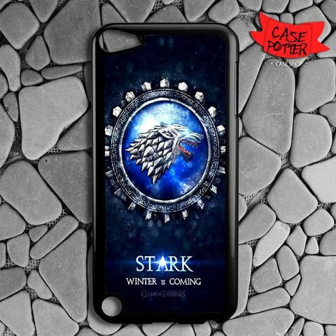 Game Of Thrones Inspired iPod 5 Black Case