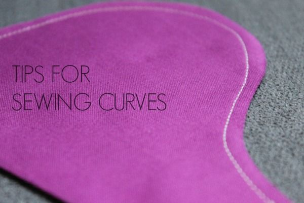 Learn how to sew, trim and press smooth curves with these simple techniques for sewing curved seams.
