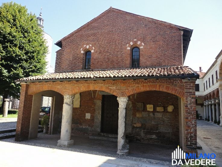 S.Sigismondo #milano #milanodavedere www.milanodavedere.com