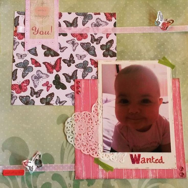 Layout01 #layout#LO#scrapbooking