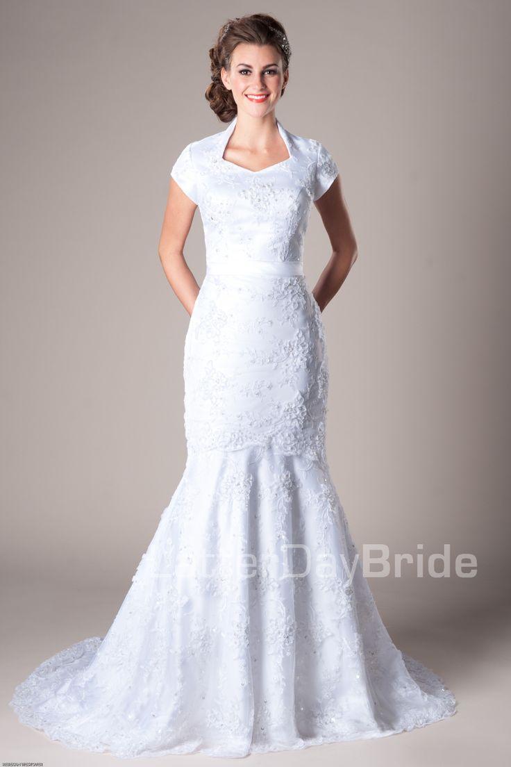 96 best Wedding Dresses images on Pinterest   Wedding frocks ...